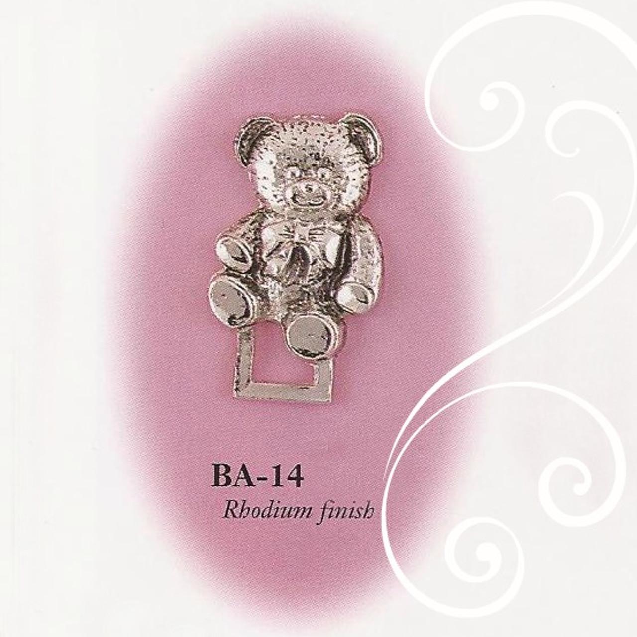 BA-14 Teddy Paci Holder