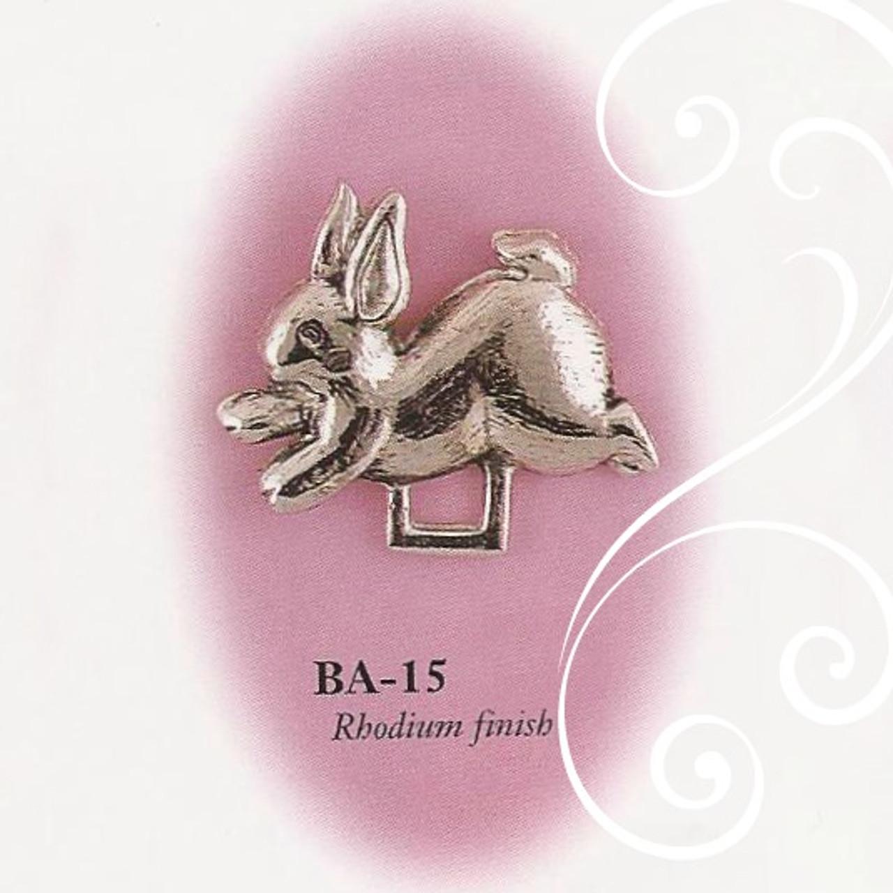 BA-15 Bunny Paci Holder