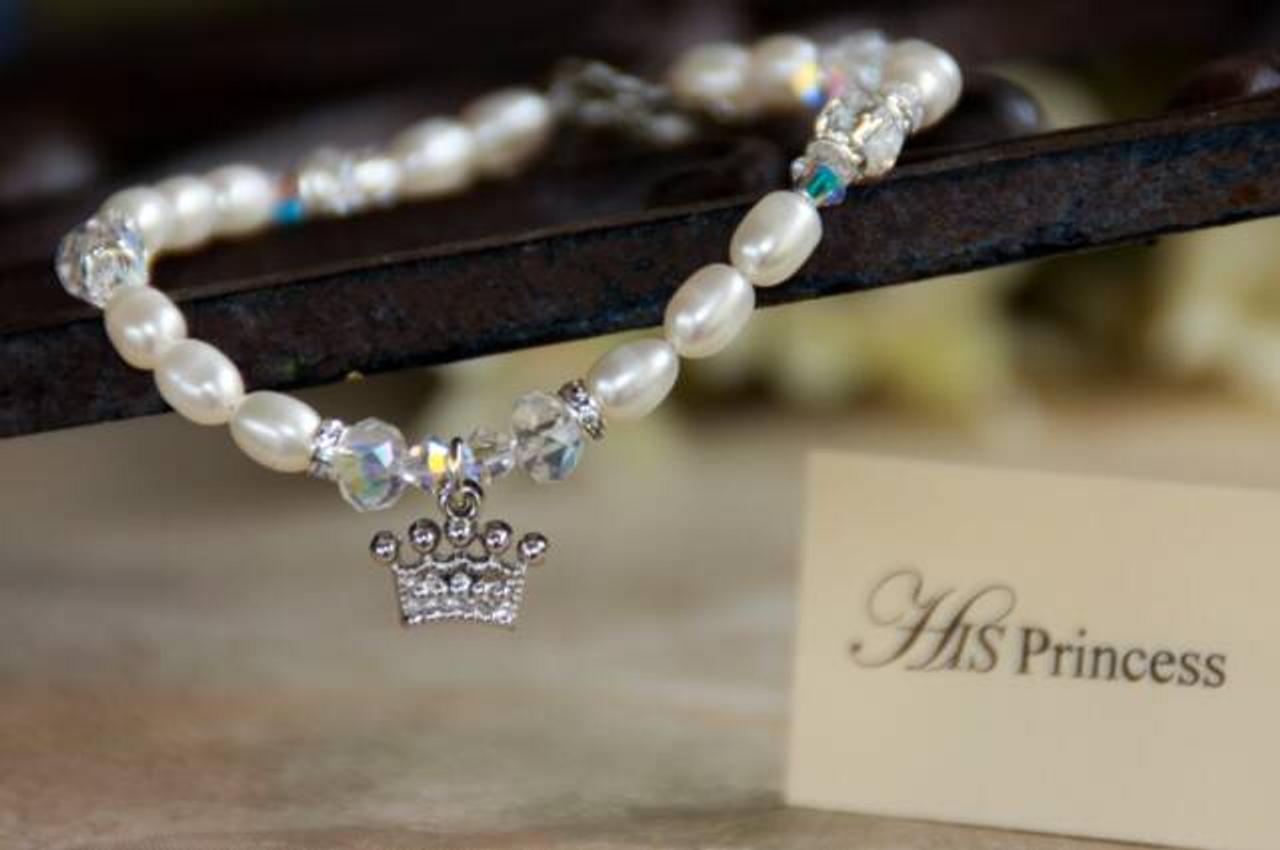 IN-338 His Princess bracelet