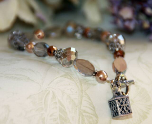 IN-353 Prayer Box bracelet-2