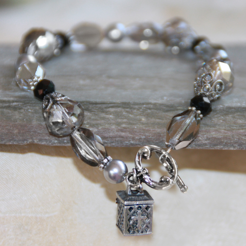 IN-354 Prayer Box Bracelet-3