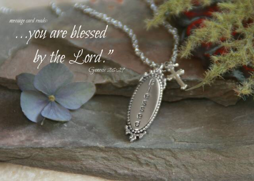IN-406 Blessed Necklace