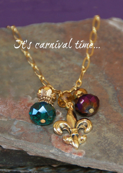 NCK-197 It's Carnival Time! Necklace