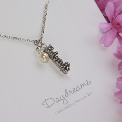 DD-10  Friends Charm Neckklace from Daydreams Collection
