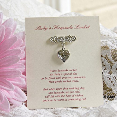 RH-25  Baby's Keepsake Locket