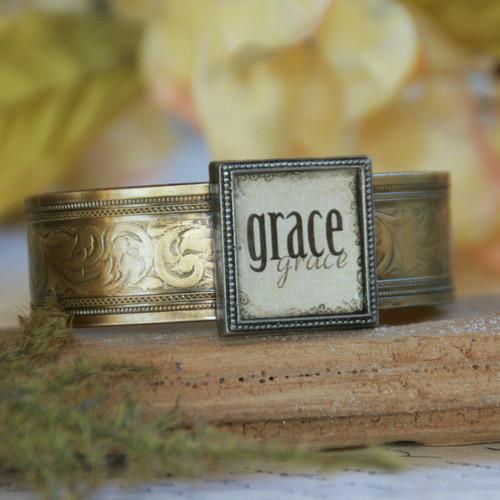 ART-133 Grace ART Collection Cuff Bracelet