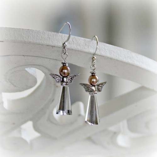 IN-31 Beautiful Angel Earrings