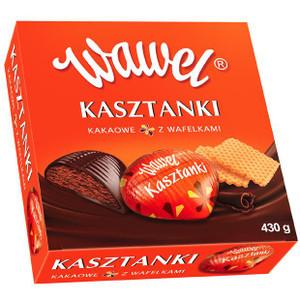 Wawel Chocolate Box - Kasztanki