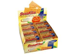 Honey Flavored Sesame Bars