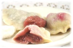 Pierogi Strawberry Pierogi z Truskawkami