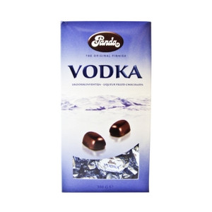 Panda Vodka Filled Pralines