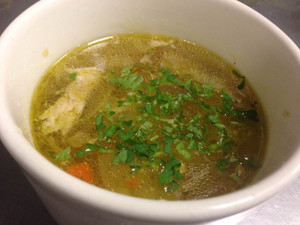 Rosol Chicken Soup