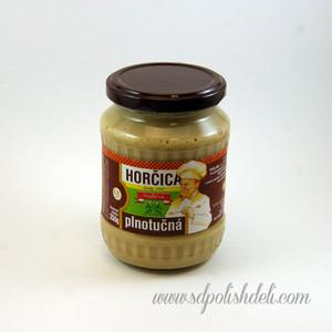 Horcica Plnotucna Mustard