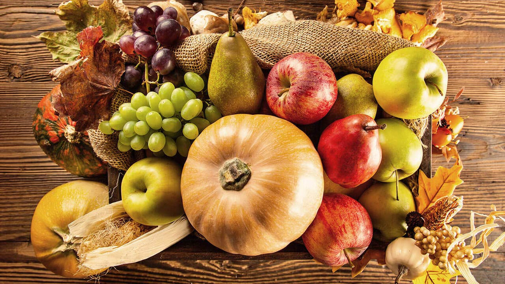 ​10 Incredibly Healthy Fall Produce to Eat