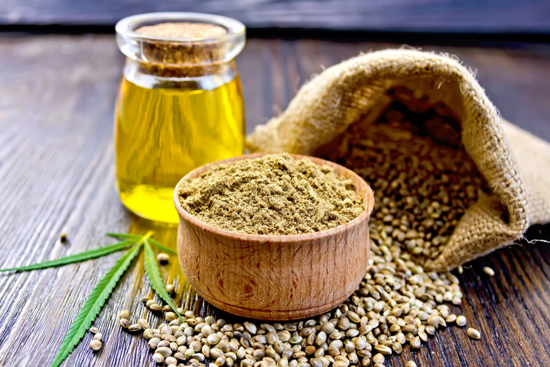 Benefits of Eating Hemp Products