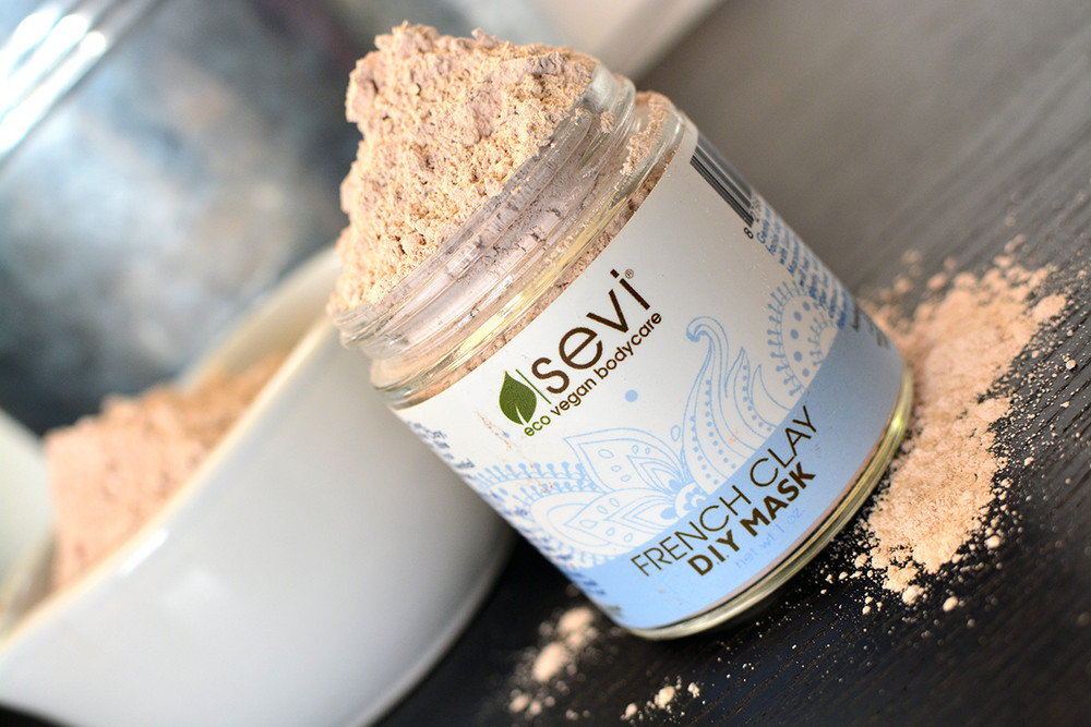 French Clay Mask : Sensitive Skin