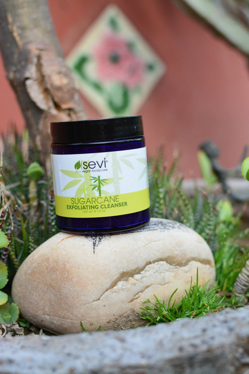 Sugarcane Exfoliating Cleanser