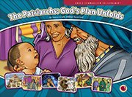 The Patriarchs: God's Plan Unfolds (flashcards) 2017