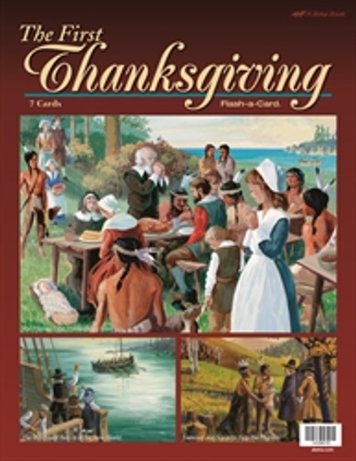 First Thanksgiving (12x16)