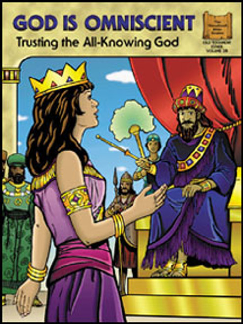 God Is Omniscient (flashcards)