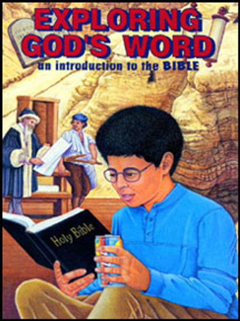 Exploring God's Word (flashcards)