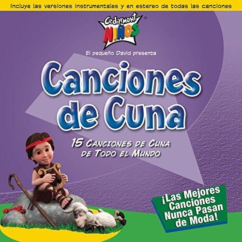 Canciones de Cuna (music cd)