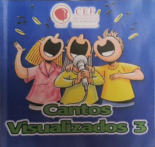 Cantos Visualizados Vol.3 (music cd)