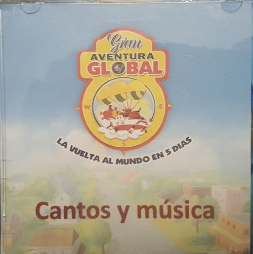 Gran Aventura Global (music cd)