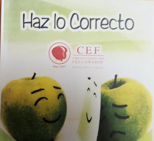 Haz Lo Correcto (music cd)