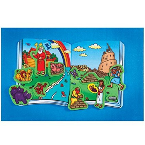 Bible Beginnings Soft Storybook 1 - Begginers Bible (Pre-cut)