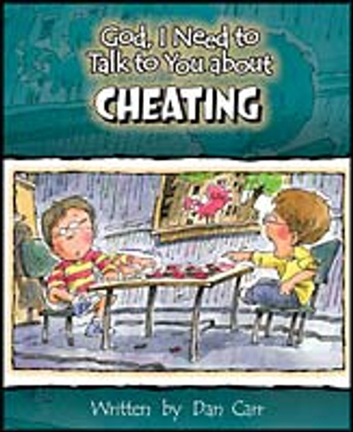 God I need to talk to you about cheating