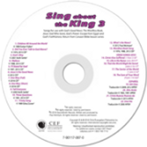 Sing About the King 3