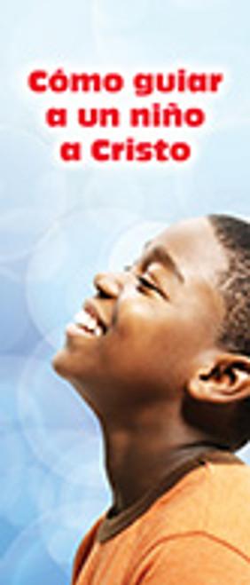 Como guiar a un niño a Cristo (leaflet)