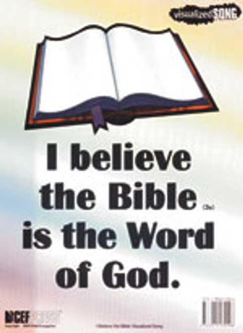 I Believe The Bible (CEF Press)