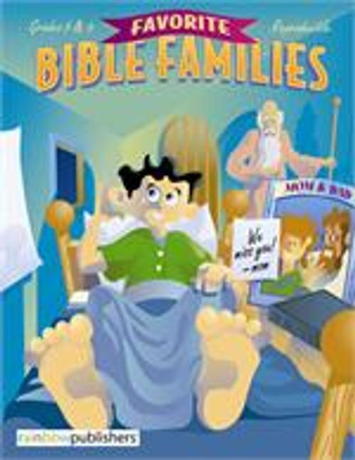 Favorite Bible Families - Grades 5&6