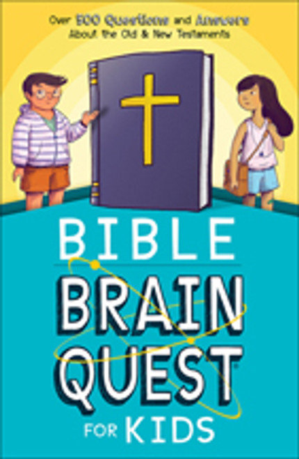 Bible Brain Quest for Kids