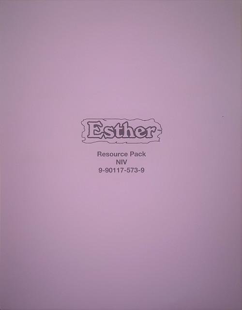 Esther (resource pack NIV)