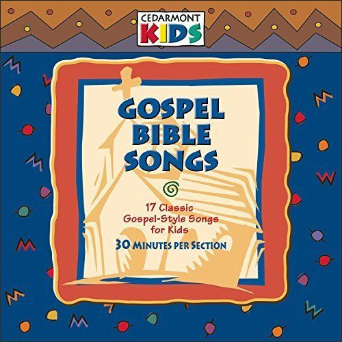 Gospel Bible Songs (music cd)