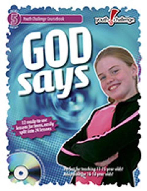 JYC Curriculum God Says