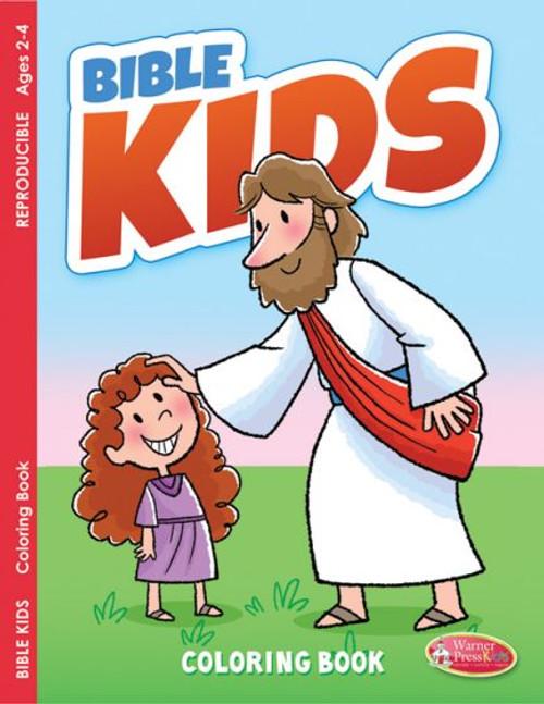 Bible Kids (coloring book)