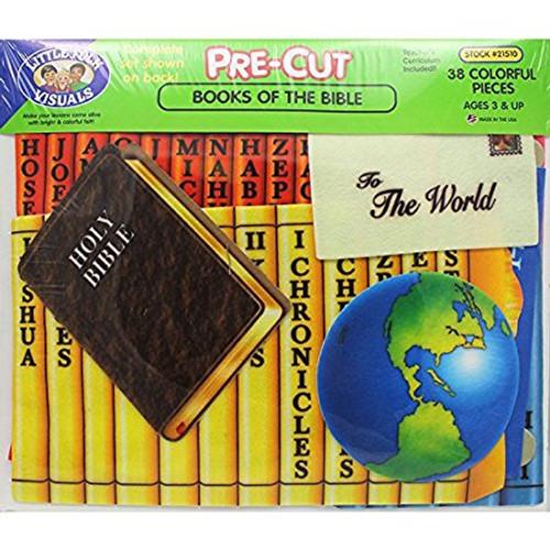 Books of the Bible (Pre-cut)