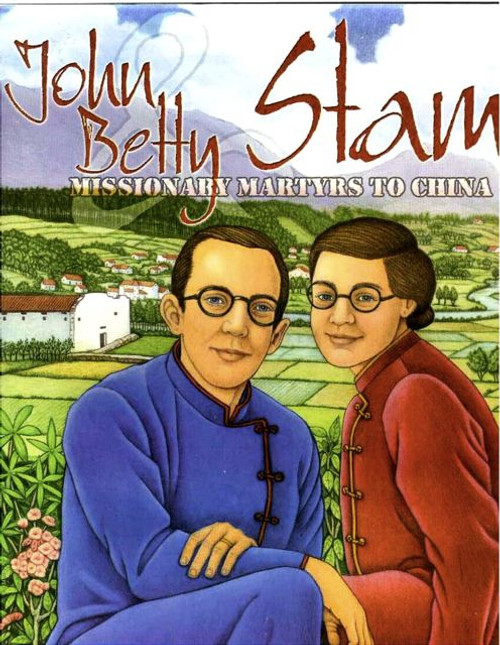 John & Betty Stam Missionary Martyrs To China (visuals only)