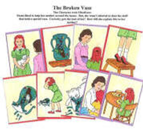 The Broken Vase (object story)