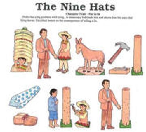 The Nine Hats (object story)
