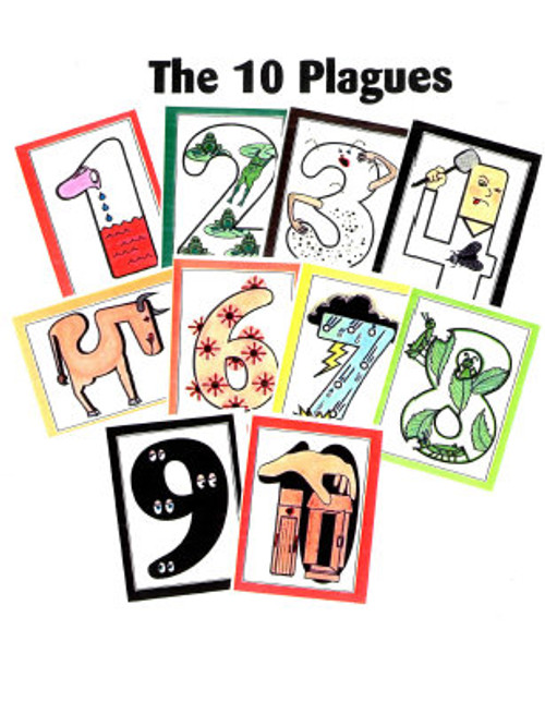 The 10 Plagues (object story)
