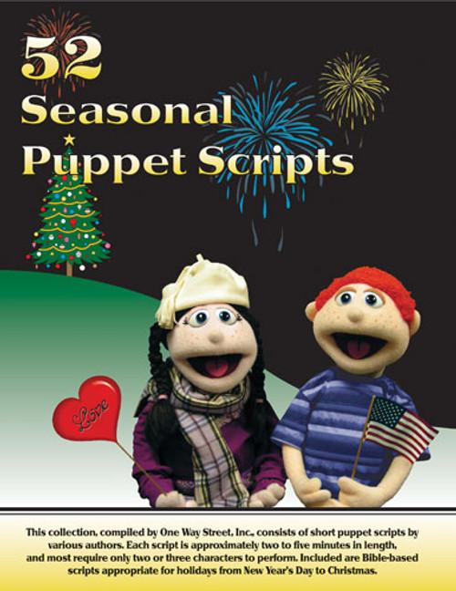 52 Season Puppet Scripts