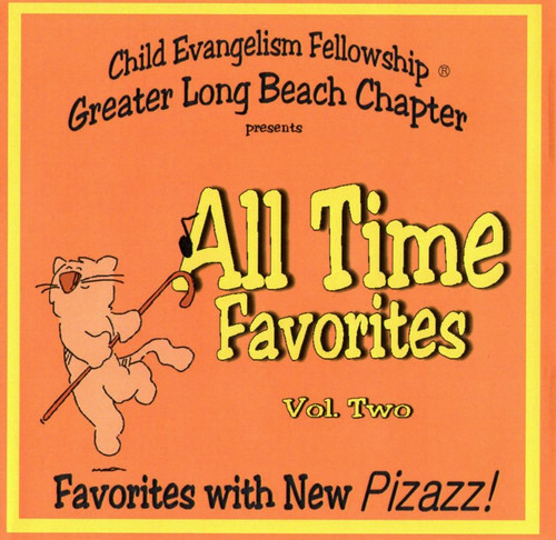 All Time Favorites Vol. 2 (music cd)