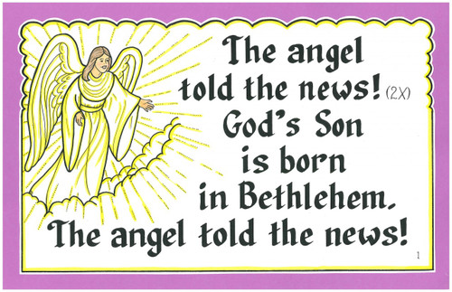 Angel Told the News