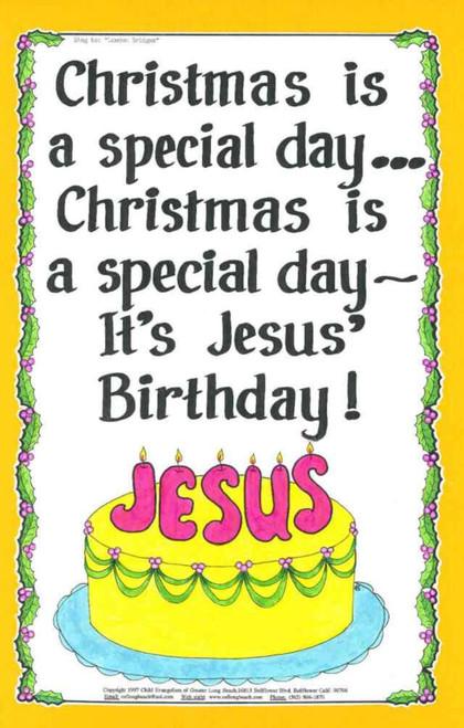 Jesus Birthday