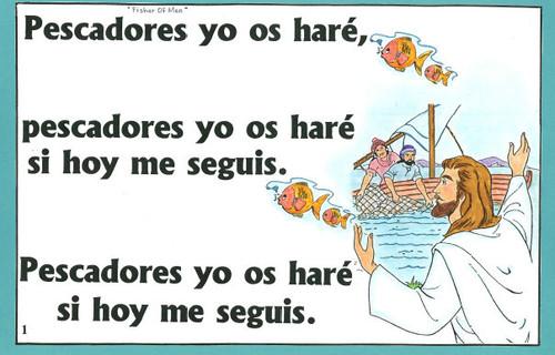 Pescadores Yo Os Hare (Fishers of Men)